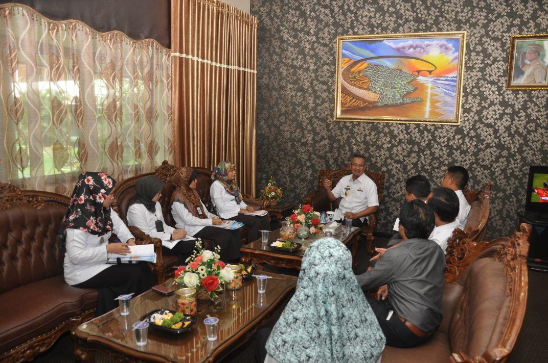 Neraca Perdagangan Lampung 2017 Surplus US$32,61 juta.