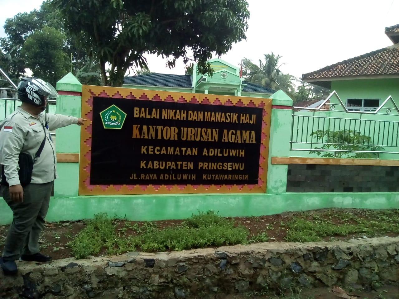 Pembangunan  Balai Nikah dan Manasik Haji Rampung,  Namun Upah Pekerja Belum dibayar