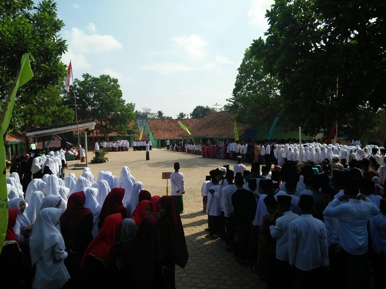 Ponpes Minhadlul Ulum Gelar Semarak Peringatan HSN Tahun 2018