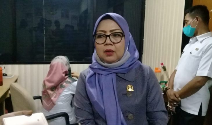 Komisi IV, Keluhkan Kinerja OPD Lampung