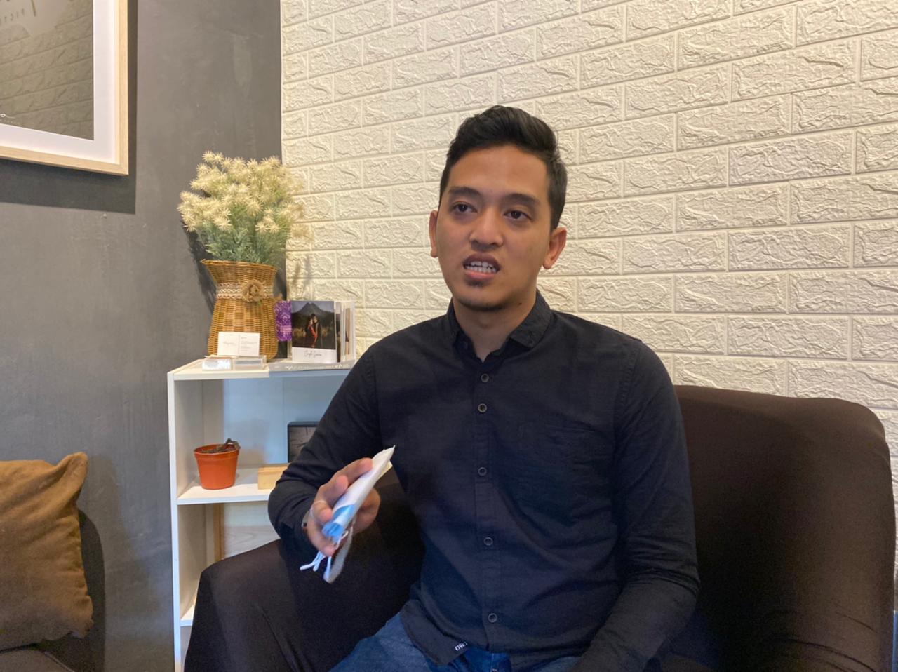 Rizky Lenggono : Pemuda Harus Menjadi Garda Terdepan Dalam Menahan Penyebaran Covid-19.