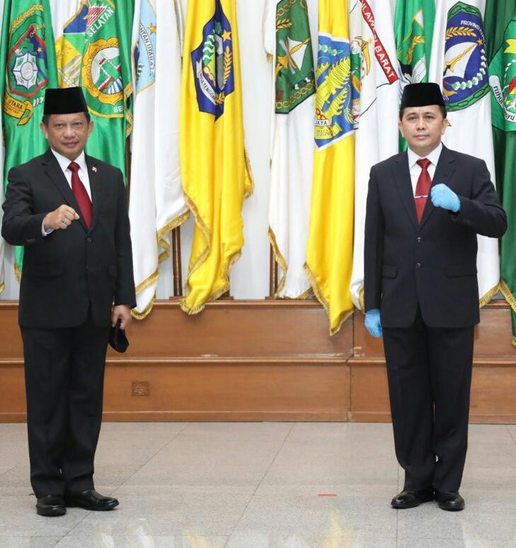 Kepala BPP Kemendagri Dr.Agus Fatoni, Salah Satu Putra Terbaik Lampung Kelahiran Buay Bahuga.