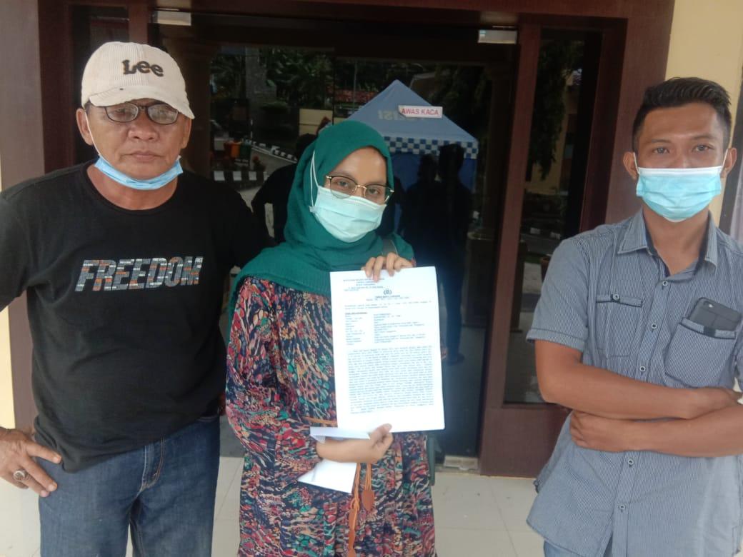 Merasa Dilecehkan, Bidan Laporkan Oknum Pegawai Puskes Siring Betik Wonosobo