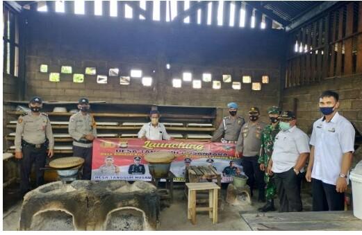 Desa Sidodadi Ditetapkan Sebagai Desa Tangguh Nusantara.