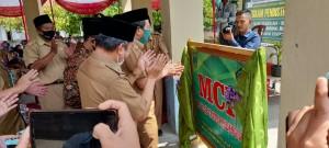 Mualaf Center Kecamatan Padang Ratu di Launching.