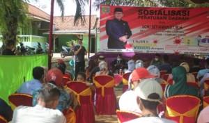 Soni Setiawan Sosper AKB di Kecamatan Negeri Besar