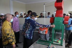 Bupati Sujadi Resmikan Tiga TPS3R Di Pringsewu