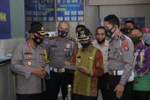 Samsat & Satpas Pringsewu, Pesawaran dan Tubaba Dilaunching.