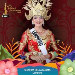 Kontestan Putri Indonesia 2018 Ada Yang Dari Pringsewu
