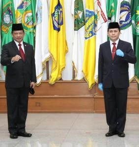 Mendagri Tunjuk Salah Satu Putra Terbaik Lampung Sebagai Pjs. Gubernur Sulawesi Utara.