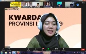 Kak Nunik Minta Pramuka Jadi Humas Lampung