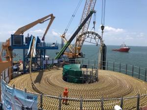 Investasi Rp 1,9 Triliun, PLN Rampungkan Kabel Listrik Bawah Laut Sumatera-Bangka Akhir 2021.