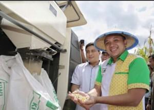Target Swasembada Tercapai, 2018 Anggaran Pertanian Lampung Naik.