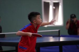 Atlet Tenis Meja Bandar Lampung, Raih Dua Tiket Popwil Bengkulu.