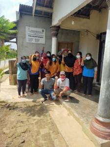 Kelompok Penerima Manfaat  E-Warung Kube Ambarawa Nyatakan Puas Dengan Bantuan Yang Diterima.