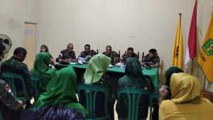 HIPAKAD Lampung Gelar Rakor dan Pelantikan Satgas