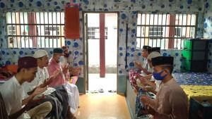 Dari Tiga Rumah Ibadah, 504 Napi Lapas Way Kanan Doa Bersama Untuk Indonesia
