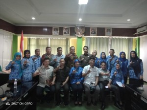 Komisi II DPRD Tanggamus Sinergikan Program Pertanian Antara Pusat Dan Daerah.