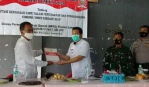 Mingrum Gumay Sosper AKB di Trimorjo Lampung Tengah