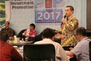 GAET INVESTOR, BUPATI PESAWARAN PROMOSI POTENSI DI JAKARTA