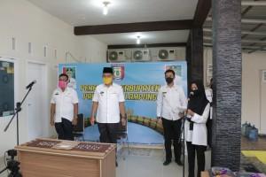 BHP Mada Raya Dan  Fajar Mulya Dilantik Melalui Video Conference