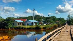 Dukung Ketahanan Pangan Nasional, PLN  Pasok Listrik ke Kawasan Food Estate Kalteng.