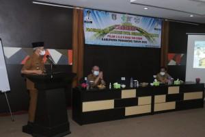 Tim STBM Se-Kabupaten Pringsewu Ikuti Workshop