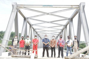 Warga Pandansari Minta Dibangun Jalan Antarpekon & Kecamatan