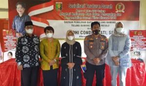 Anggota DPRD Lampung Langsungkan Sosperda No 3 Tahun 2020
