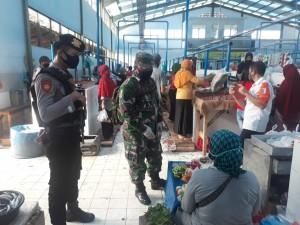 Tim Gugus Tugas Lakukan Sosialisasi Menuju New Normal Di Kecamatan Nekat