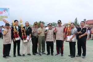 Pringsewu Menjadi Kabupaten ODF Pertama Di Pulau Sumatera