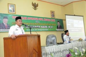 Kakanwil Kemenag Lampung Ajak ASN Kemenag.Terus Berprestasi dan Berinovasi