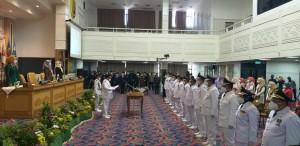 Gubernur Arinal Lantik Tujuh Kepala Daerah Terpilih
