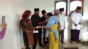 Anggota Komisi V DPRD Lampung Kunjungi Ponpes Darusalam Tubaba.