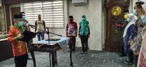 6 Pejabat Pengawas Pemkab Pringsewu Dilantik