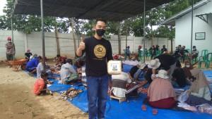 Dompet Dhuafa Lampung Tebar Hewan Qurban sebanyak 200 ekor di Pringsewu.