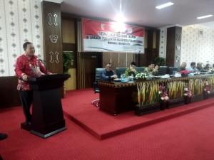 Pemkab Tuba Gelar Sosialisasi Program Taspen