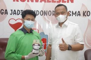 PMI Pringsewu Siap Antar-Jemput Pendonor Plasma Konvalesen