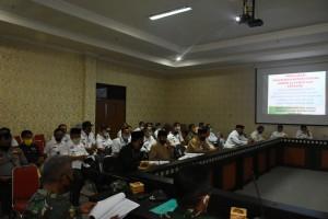 Sosialisasi Peraturan Bupati Tubabar, Tentang Pedoman Penerapan Disiplin dan Protokol Kesehatan.