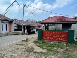 Geliat Sektor Kawasan Pemukiman di Pesawaran Meningkat