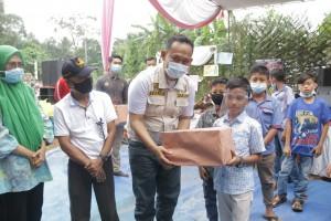 Fauzi Apresiasi Forum Anak Panggungrejo Utara