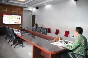 Kepala Badan Litbang Kemendagri, Agus Fatoni Apresiasi Pencapaian Inovasi Kabupaten Sidoarjo.