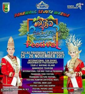 Pahawang Ecotuorism Festival 2017