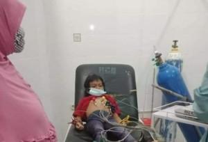 Derita Jantung Bocor, Dede Azzahra Butuh Bantuan Dermawan