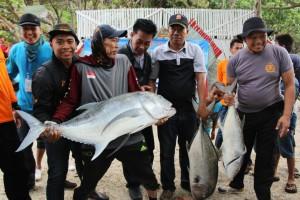 Tanjung Tua jadikan spot mancing kedua di Indonesia