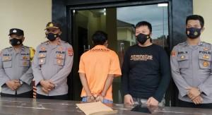 Aniaya Pemilik Gilingan Kopi, Sumartono Diamankan Polsek Pulau Panggung