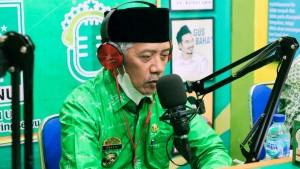 Bupati Pringsewu Launching Radio Nada Ummat