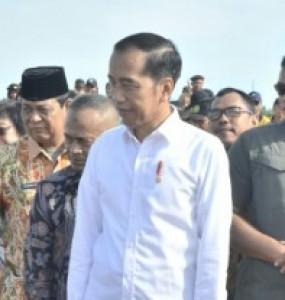 Presiden Jokowi :